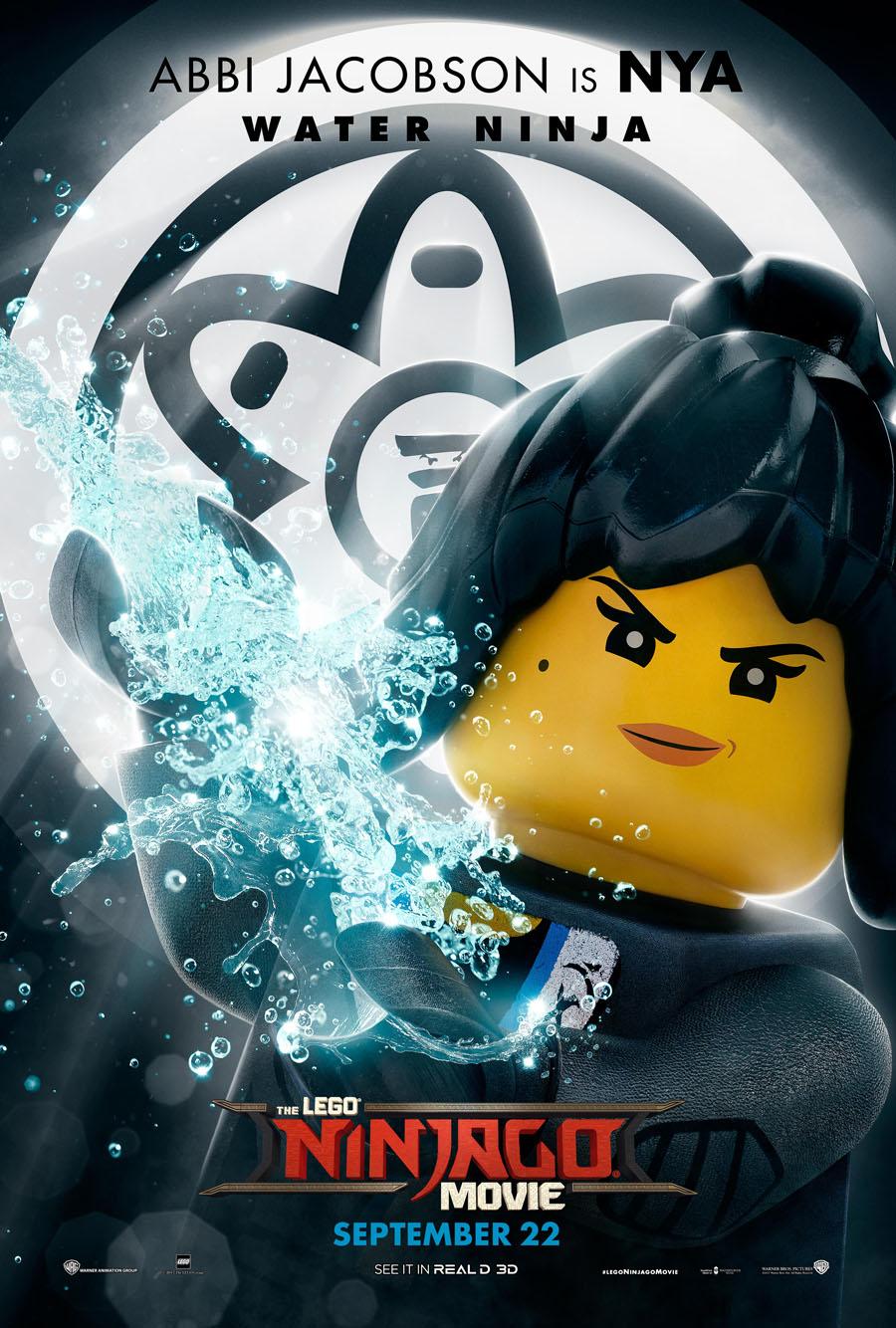 The Lego Ninjago Movie Nya