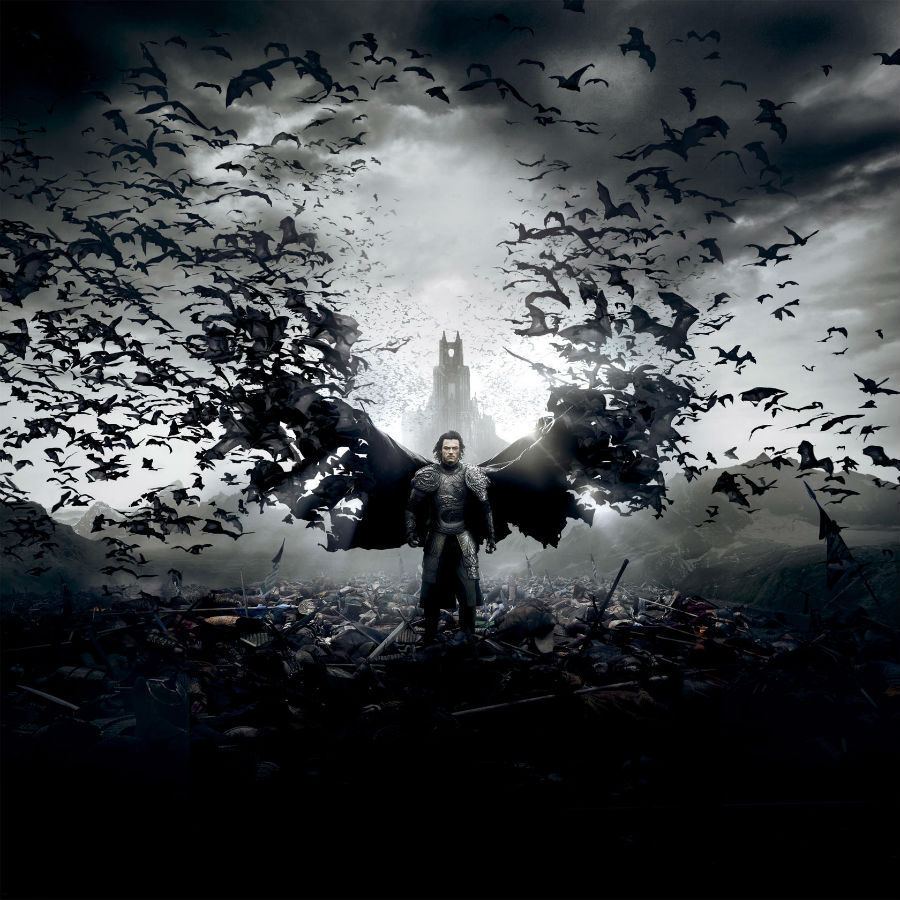 Luke Fox Batwing Wallpaper: 5 Reasons Why 'Dracula Untold' Is Not Your Father's
