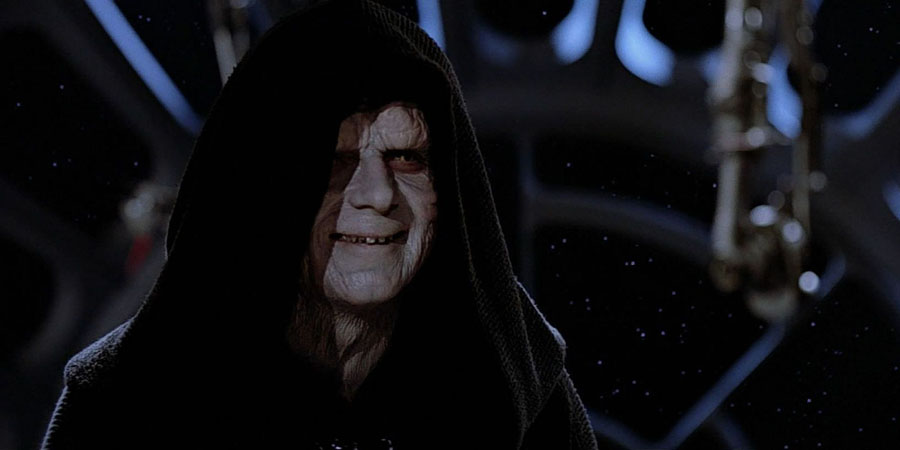 Star Wars Emperor Palpatine