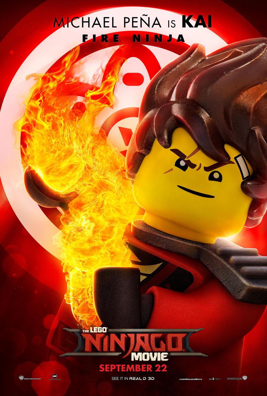 The Lego Ninjago Movie Kai