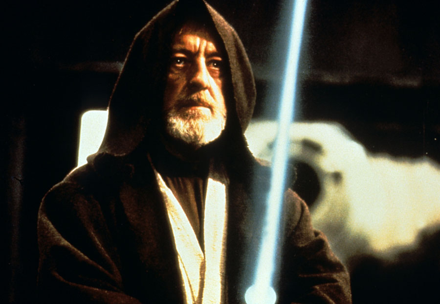 Star Wars: A New Hope Alec Guinness Obi-Wan Kenobi