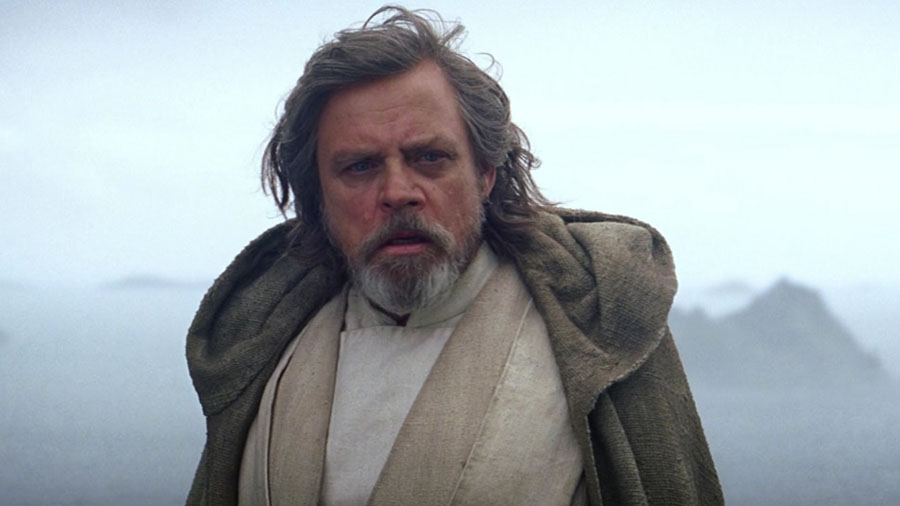 Star Wars: The Force Awakens Mark Hamill Luke Skywalker