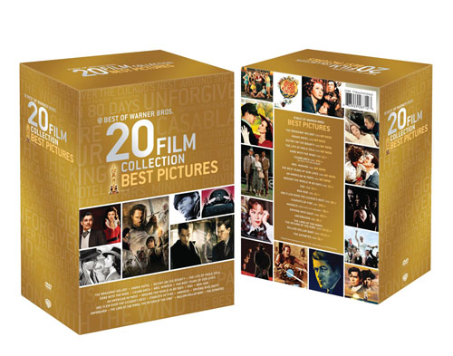 dvd giveaway box set of 20 best picture oscar winners
