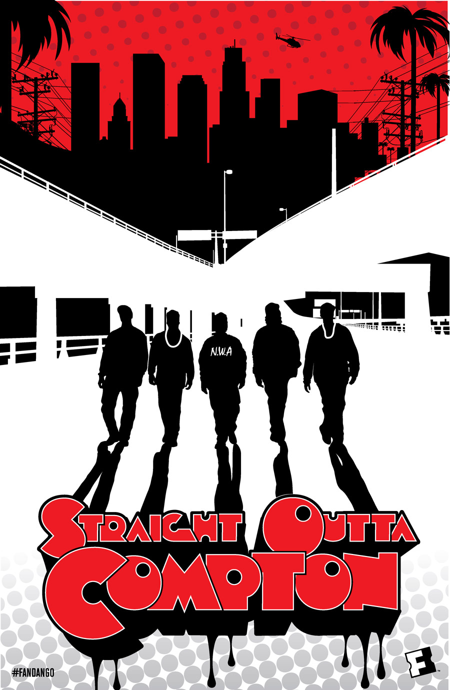 Straight From The Factory With Clint Black S Guitar: Exclusive: 'Straight Outta Compton' Movie Posters