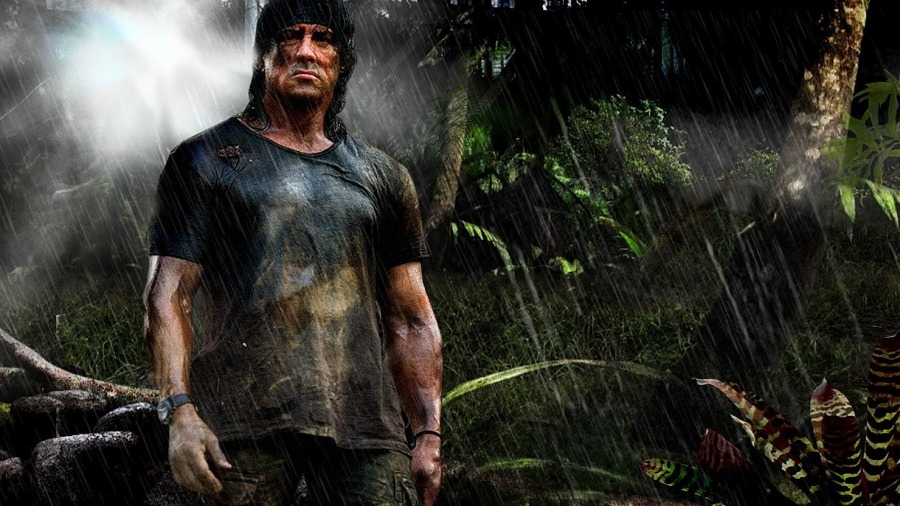 Sylvester Stallone May Be Planning 'Rambo 5' | Fandango I Am Number Four Movie Poster
