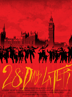 '28 Days Later' Regular Poster