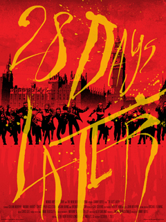 '28 Days later' Variant Poster