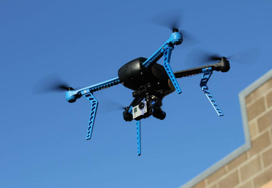 3D Robotic Drones - Peninsula Press