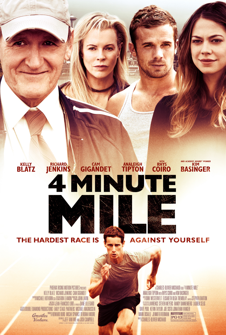Exclusive: '4 Minute Mile' Poster Premiere!