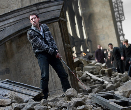 Harry Potter, Neville Longbottom, Matthew Lewis