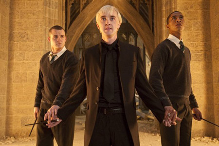Tom Felton Draco