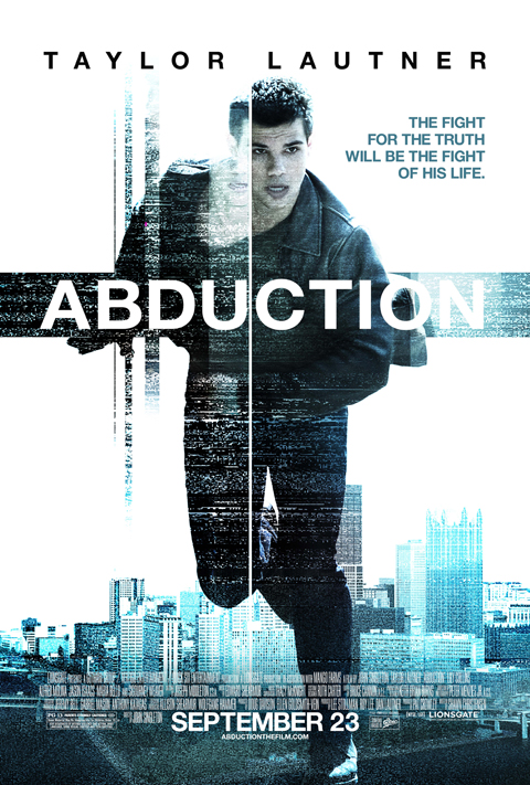 'Abduction' poster