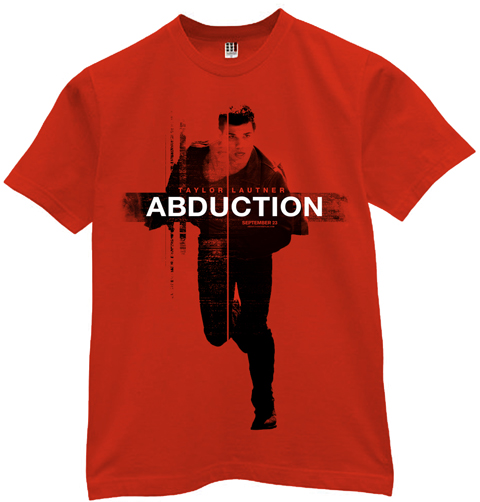 'Abduction' T-shirt
