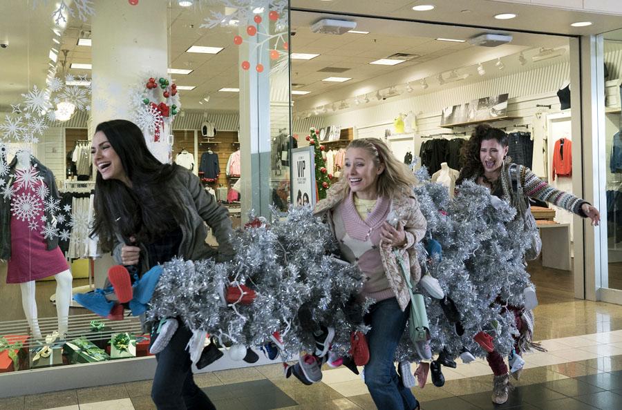 Mila Kunis Kathryn Hahn Kristen Bell A Bad Moms Christmas