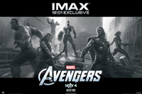 'Marvel's The Avengers' Signed IMAX Poster Giveaway!