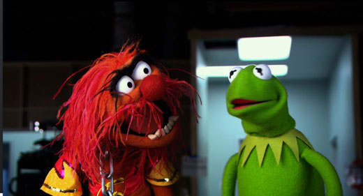 Muppets Most Wanted Teaser 21 |Muppets Most Wanted Debby Ryan