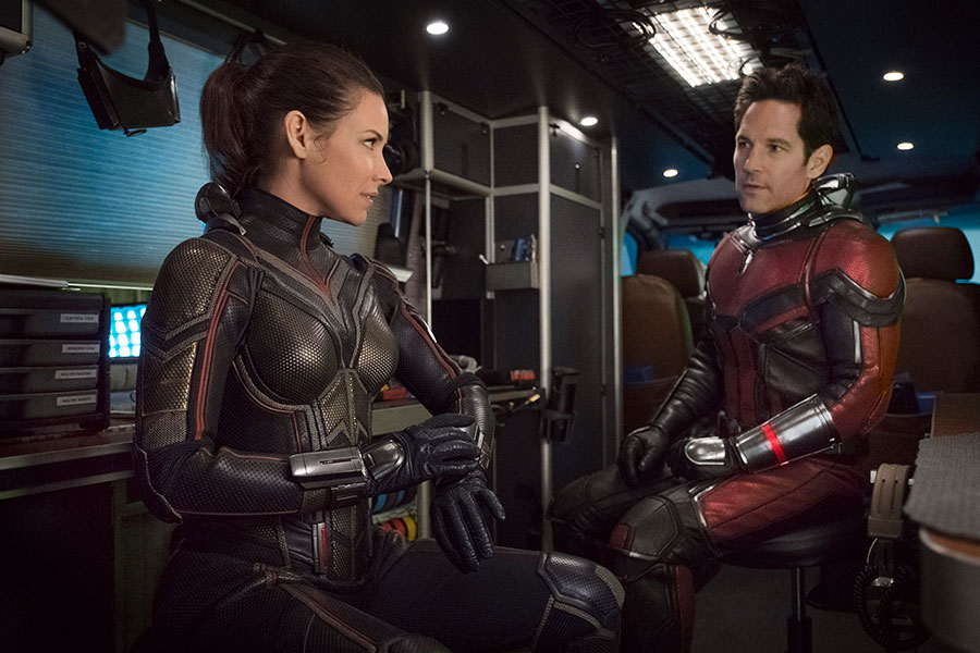 'Ant-Man and the Wasp': A Character Guide