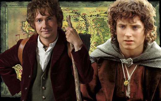 frodo and bilbo relationship tips