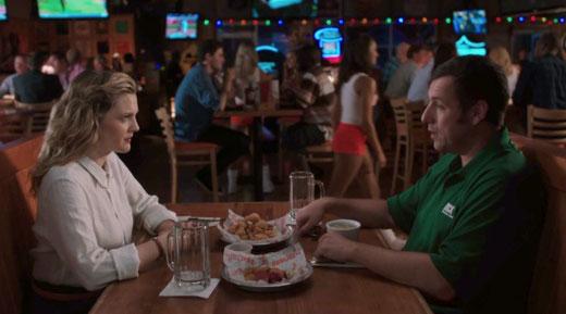 Adam Sandler And Drew Barrymore Blended