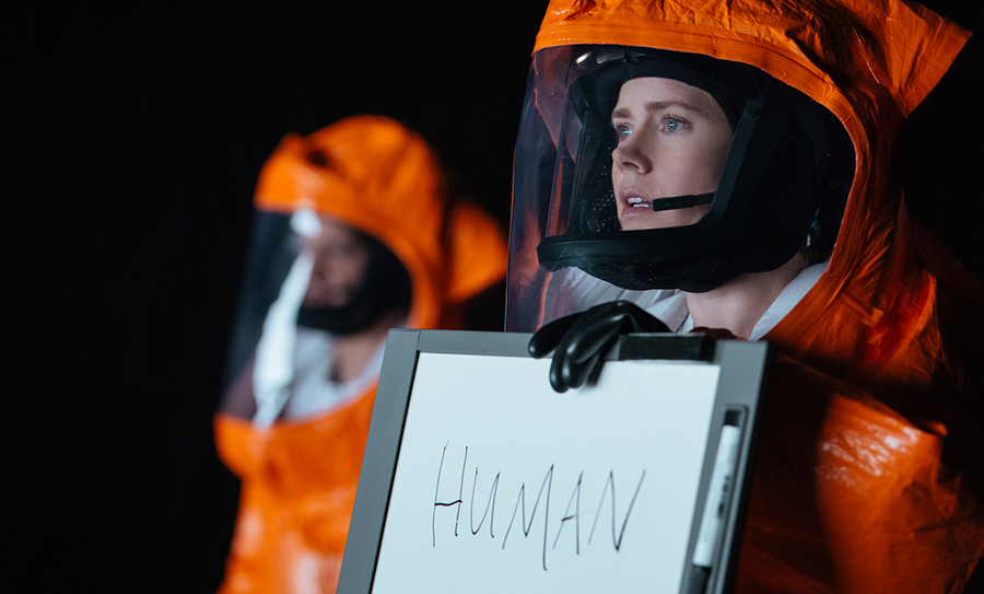 Exclusive Clip: How to Meet an Alien in 'Arrival'