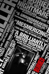 'Buried' movie poster