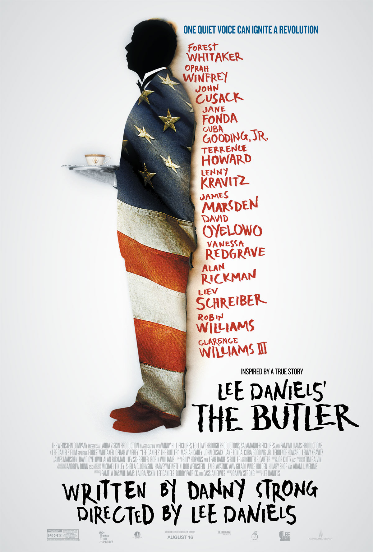 Exclusive: Patriotic New Poster for Lee Daniels' 'The ...