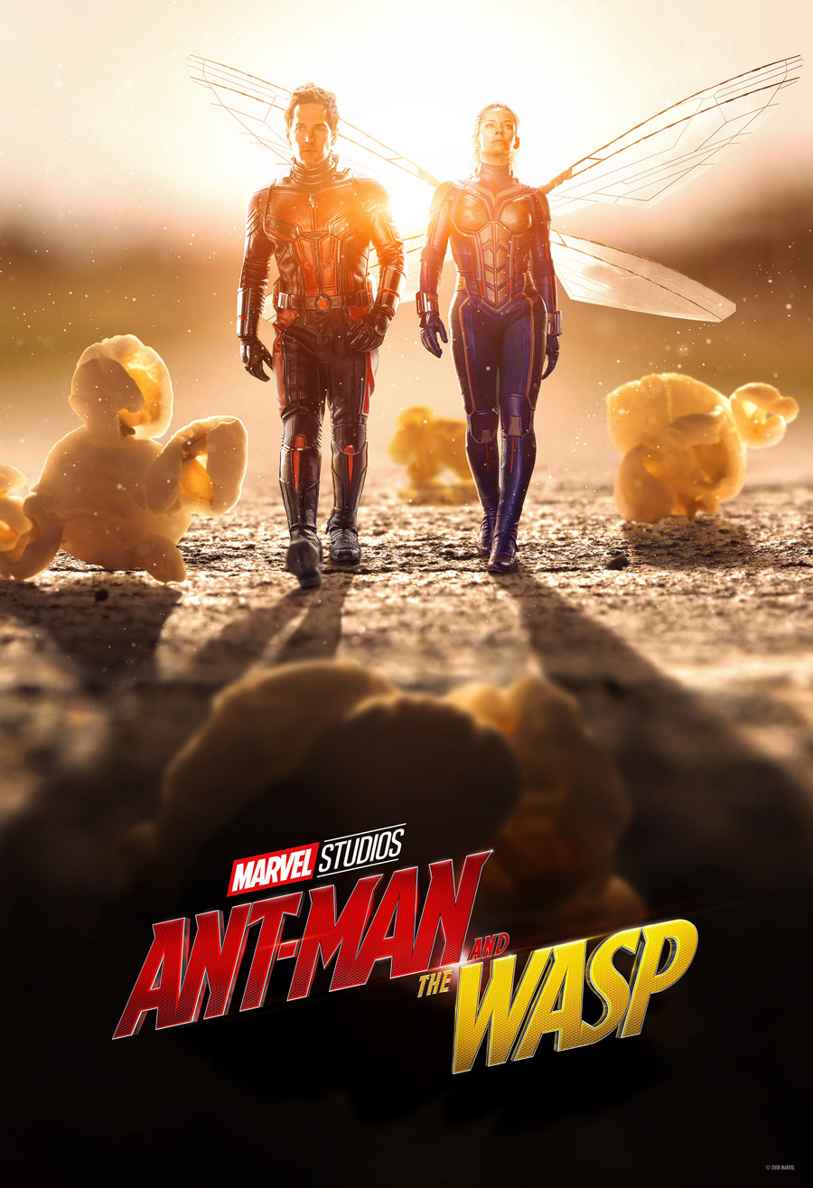 Ant-Man and the Wasp GWP