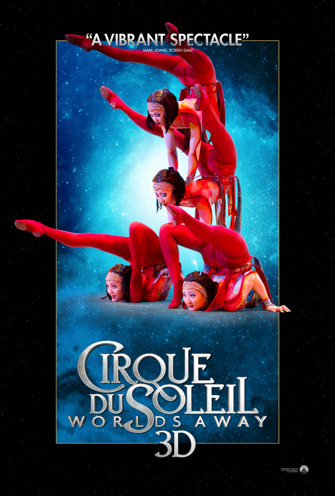 Cirque Du Soleil Worlds Away: Sneak Peek: 'Cirque Du Soleil: Worlds Away' (Plus 4 New