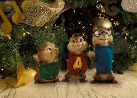 chipmunks 520jpg - Christmas Movie Songs