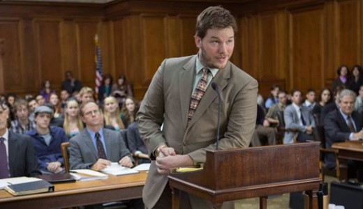 'Delivery Man' Scene Stealer Chris Pratt's Mental and Very ...