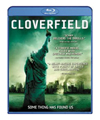 Cloverfield on blu-ray