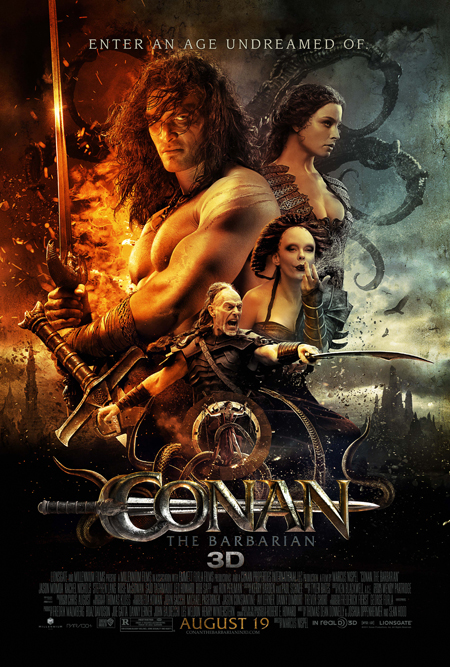 'Conan the Barbarian' Poster Premiere!