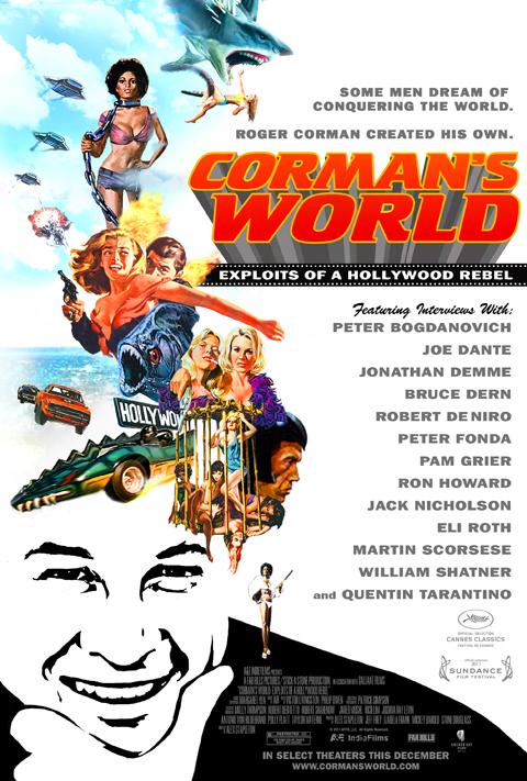 Exclusive: Corman's World poster premiere