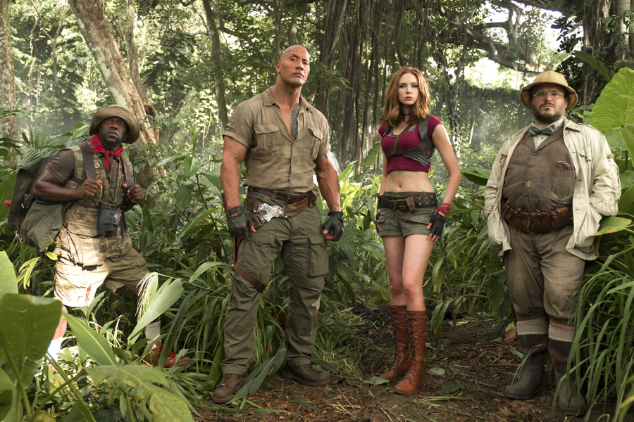 Jumanji: Welcome to the Jungles