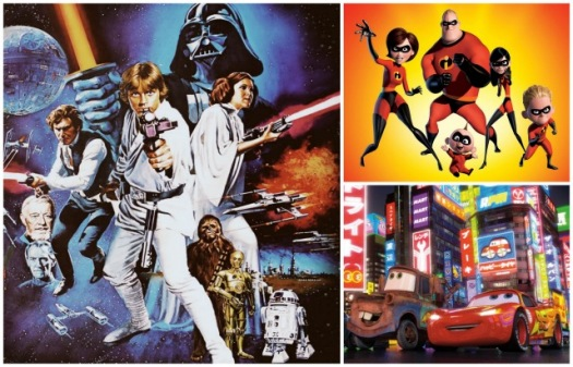 Disney Confirms 'Incredibles 2,' 'Cars 3' and Makes 'Star