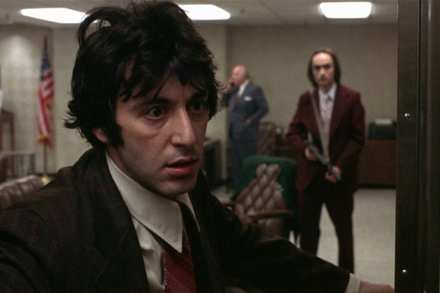 Dog Day Afternoon Al Pacino Trailer