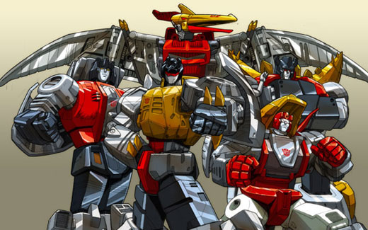 Which Autobots and Decepticons Could Appear in 'Transformers