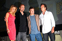 The cast of 'Drive Angry'