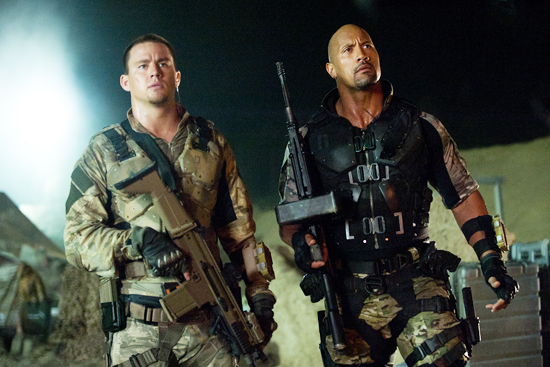 New on DVD: 'G I  Joe' Blows Up Your Screen (Plus Clip) | Fandango