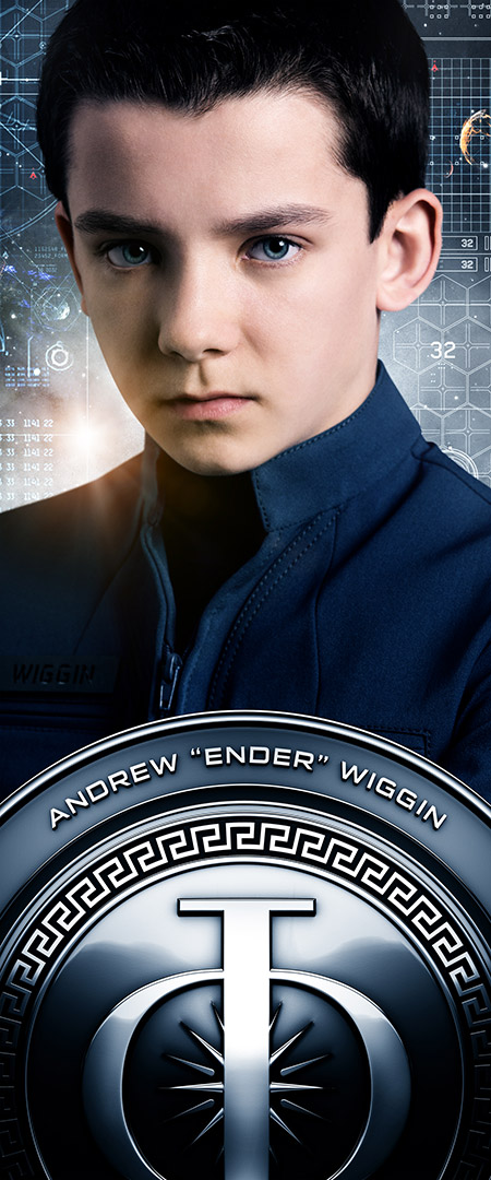 Ender's Game Exclusive - Ender