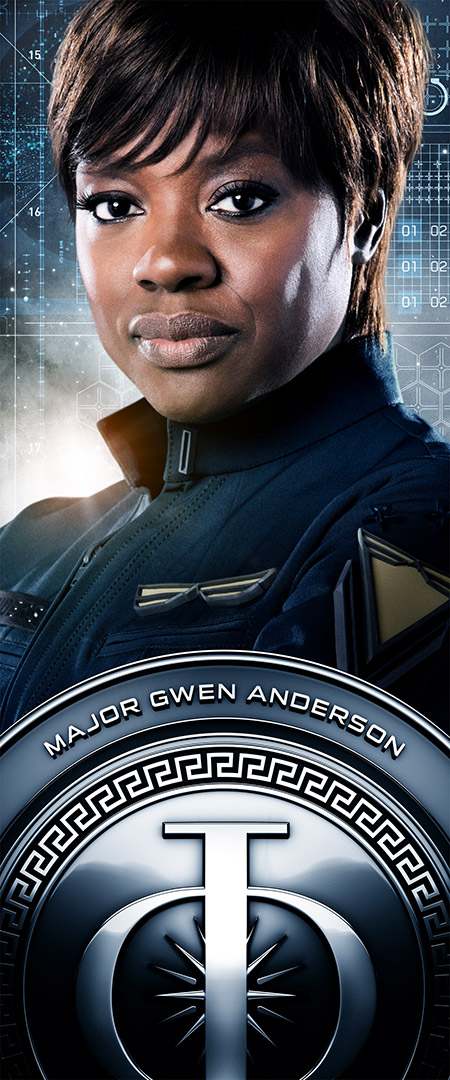 Ender's Game Exclusive - Anderson