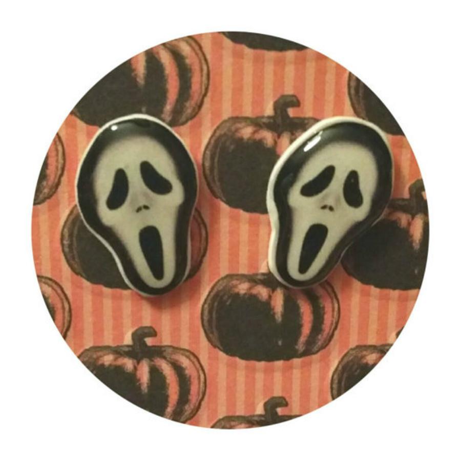 Scream Earrings