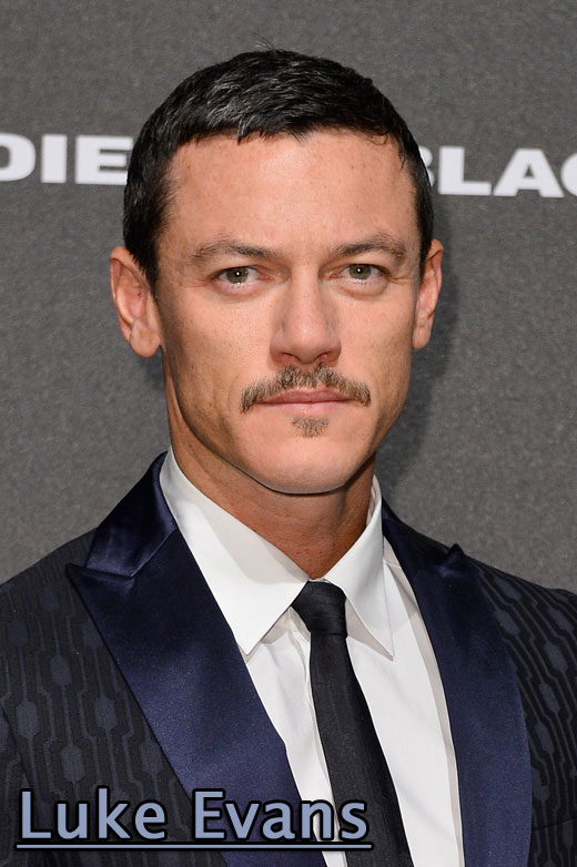 25 Celebrities Showing Off Their Movember Mustaches