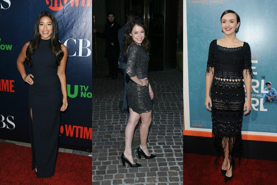 Gina Rodriguez / Tatiana Maslany / Olivia Cooke