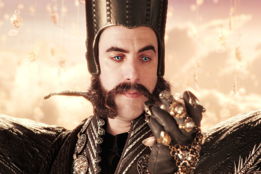 News Briefs: Sacha Baron Cohen Touted for 'Mandrake the ...