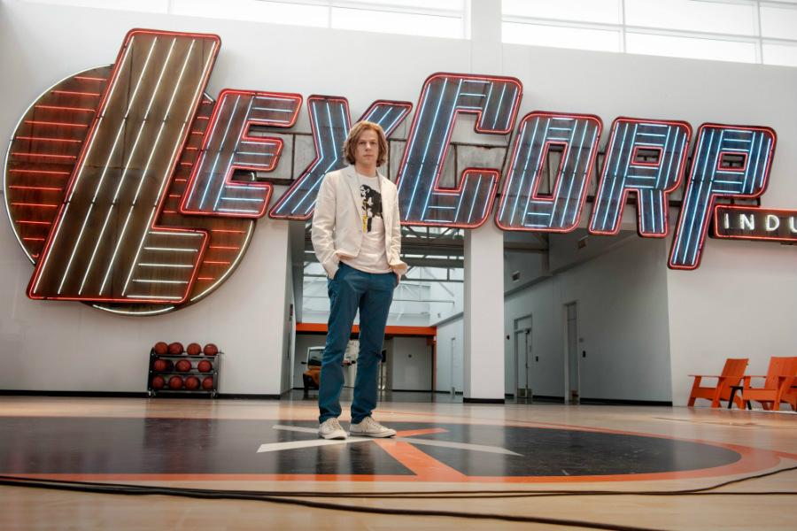 News Briefs: Jesse Eisenberg, Connie Nielsen Confirmed for 'Justice League'
