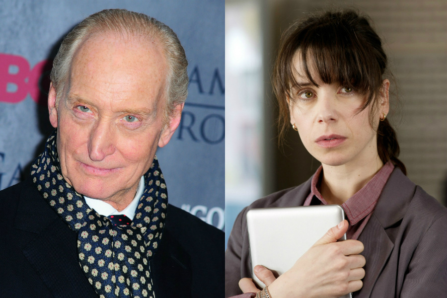 News Briefs: Charles Dance Joins 'Godzilla: King of the Monsters'