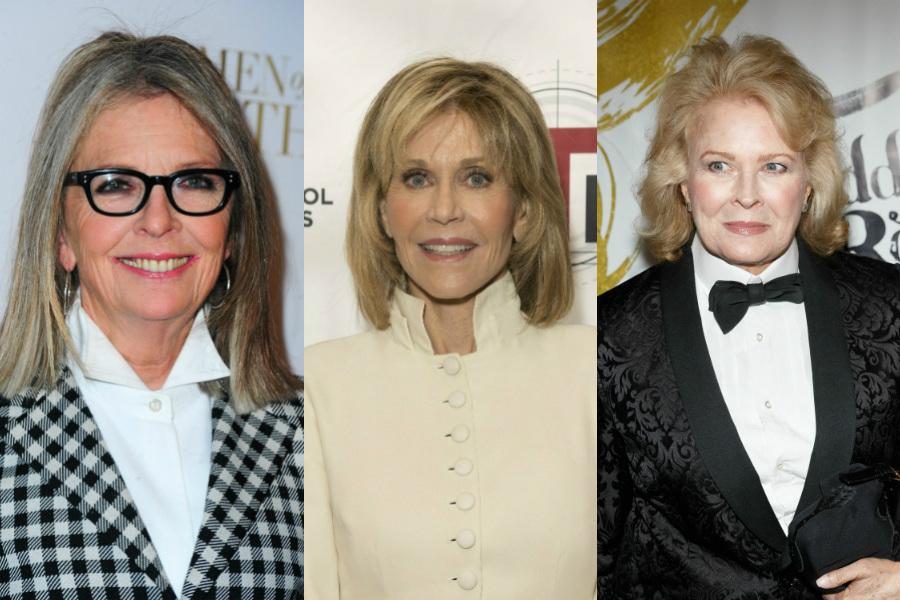 Diane Keaton / Jane Fonda / Candice Bergen