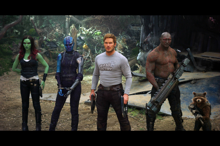 News Briefs: 'Guardians of the Galaxy Vol. 3' Setting Confirmed