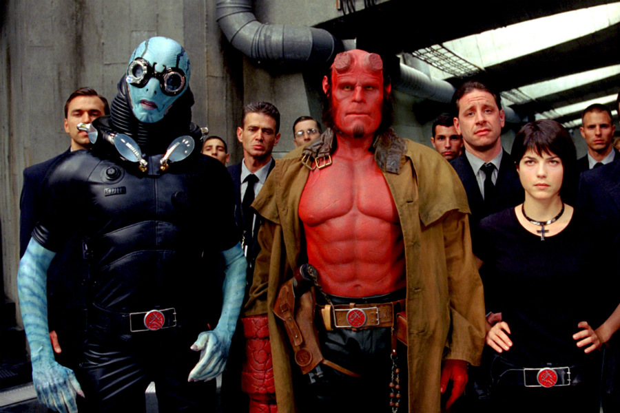 "News Briefs: 'Hellboy' Reboot Touted to Be ""Darker, More Gruesome"""